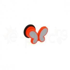 Φωσφορούχα τάπα πορτοκαλί πεταλούδα 10513F