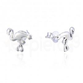 Ασημένια σκουλαρίκια 20115