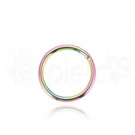 Segment Ring Piercing Clicker - 1.0mm 31010