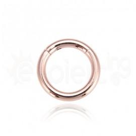 Segment Ring Piercing Clicker - 1.0x10mm 31017