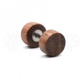 Ξύλινη τάπα-dark wood 51217