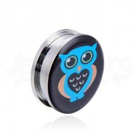 Plug Logo 30mm 60071