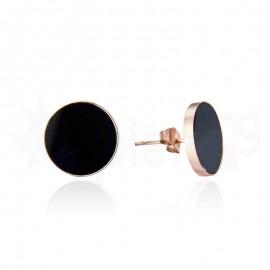 Σκουλαρίκια από ανοξείδωτο ατσάλι 750119