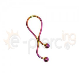Super Spiral Cartilage Piercing 10516