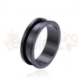 Μαύρο Tunnel 30mm 10602