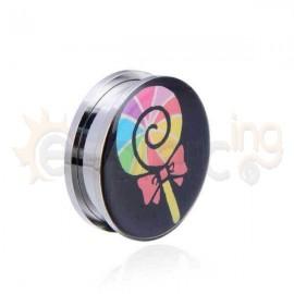 Plug Logo 30mm 10608