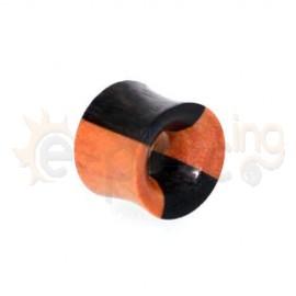 Ξύλινο τούνελ 12mm tattoo 10622