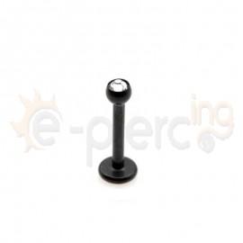Σκουλαρίκι χειλιού από Τιτάνιο G23 31002