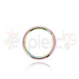 Segment Ring Piercing Clicker - 1.0mm 31010
