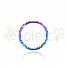 Segment Ring Piercing Clicker - 1.0mm 31011