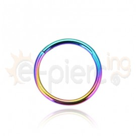 Segment Ring Piercing Clicker - 1.0mm 31012