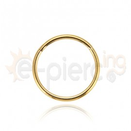 Segment Ring Piercing Clicker - 1.0x14mm 31013