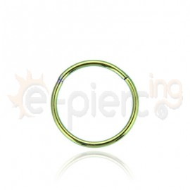 Segment Ring Piercing Clicker - 1.0x14mm 31016