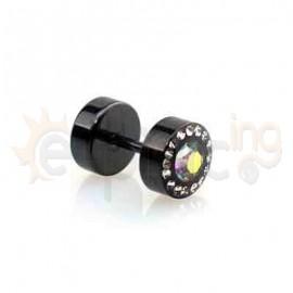 Τάπα με κρυσταλλάκια 8mm 50343