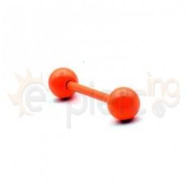 Φωσφορούχα πορτοκαλί μπάρα 50572
