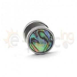 Τάπα με πέτρα άμπαλον 10mm 50838