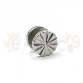 Τάπα διαμανταρισμένη 10mm Surgical steel 316L 50865