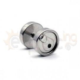 Τάπα κονσέρβα Surgical Steel 316L