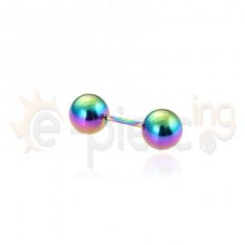 Rainbow μπάρα 6x5mm 51337