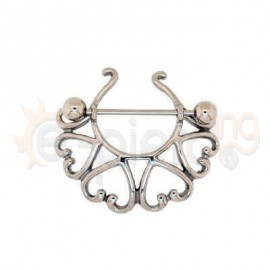 Nipple earring 55028