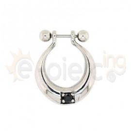 Nipple earring 6mm 55029