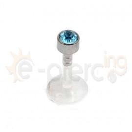 Σκουλαρίκι χειλιού bioflex 3mm 59578L