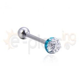 Μπάρα με epoxy crystal 59903