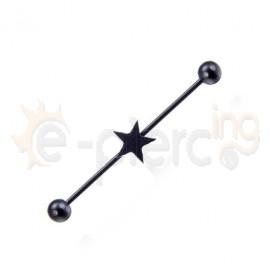Μαύρη μπάρα αστέρι 59935