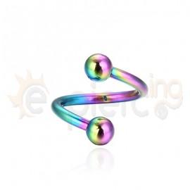 Rainbow Spiral 1.2mm 60078