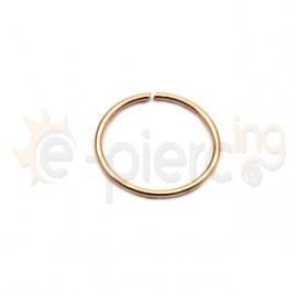 Κρίκος rose gold 10043